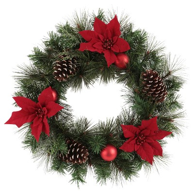 Christmas Wreaths For Sale (8th Grade)